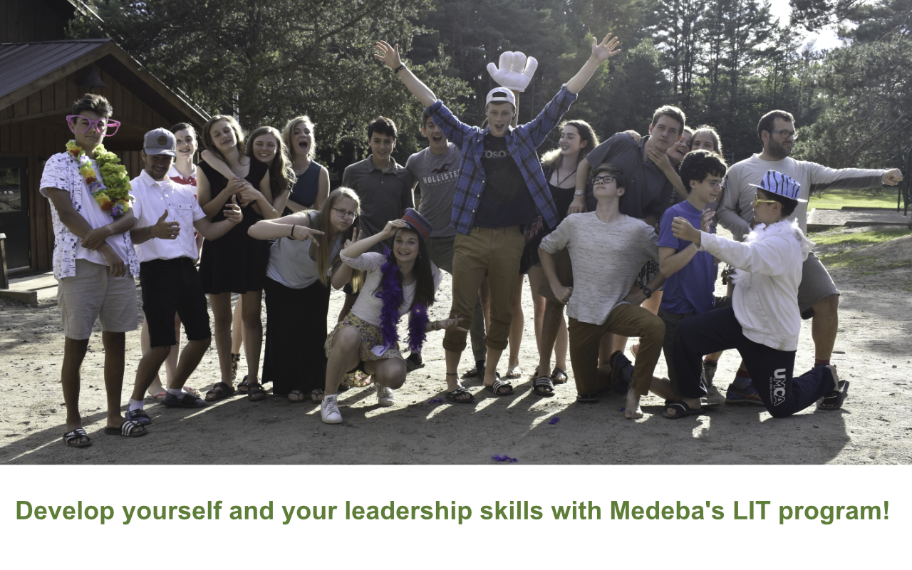 Develop yourself and your leadership skills with Medeba's LIT program